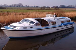 Norfolk Broads Boating Holiday - True Freedom