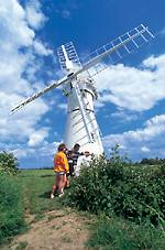 Photo - Thurne Windmill - Norfolk Broads